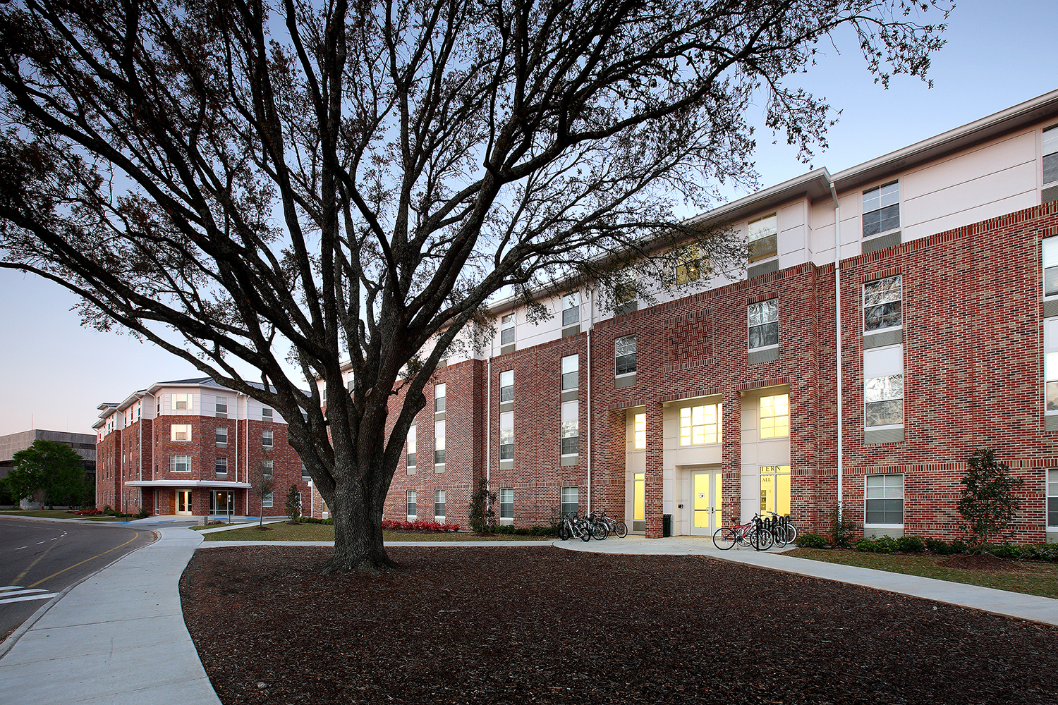 SE Louisiana University - Student Housing & Master Plan