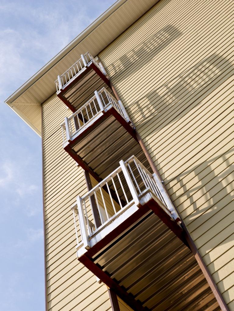 393 balcony